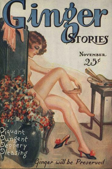 1920s USA Ginger Stories