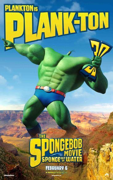 海绵宝宝:海绵出水 The Spongebob Movie Sponge out of Water (2015)