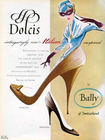 1950s UK Dolcis Magazine Advert