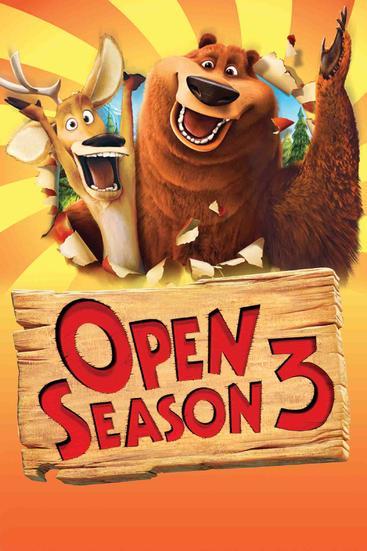 丛林大反攻3 Open Season 3 (2010)