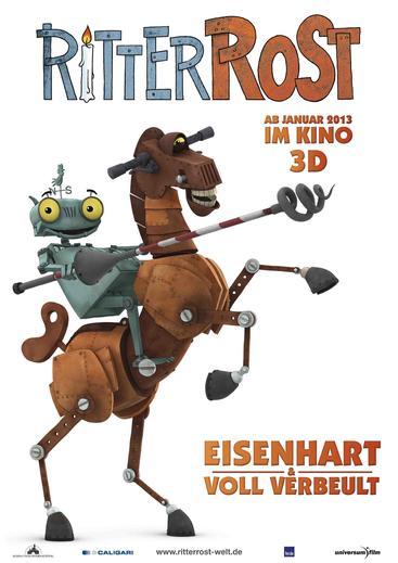 铁皮骑士 Ritter Rost Eisenhart & Voll Verbeult (2013)