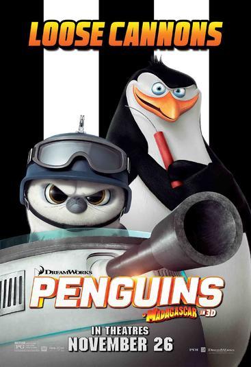 马达加斯加的企鹅 Penguins of Madagascar (2014)