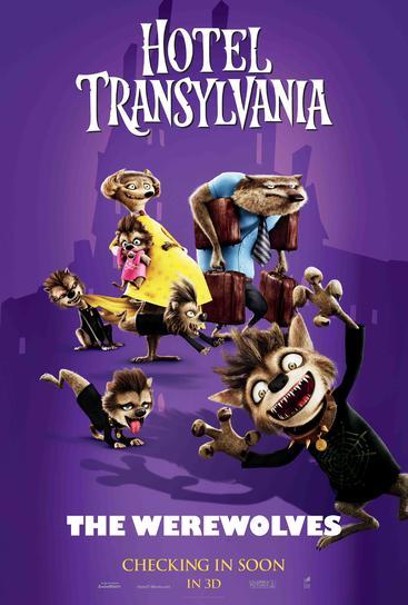 精灵旅社 Hotel Transylvania (2012)