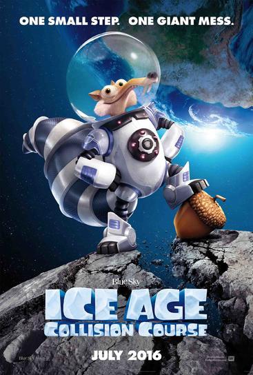 冰川时代5:星际碰撞 Ice Age Collision Course (2016)
