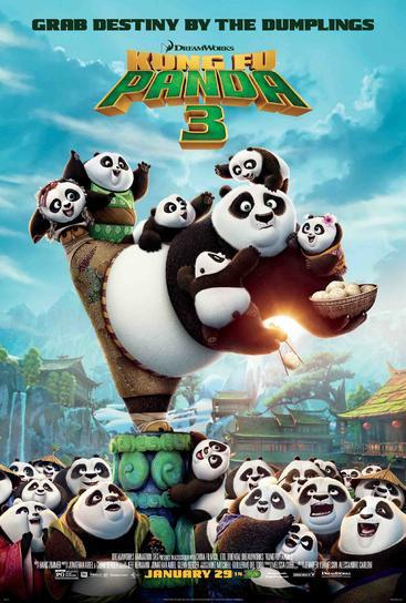 功夫熊猫:盖世传奇 Kung Fu Panda Legends of Awesomeness Season 1 (2011)
