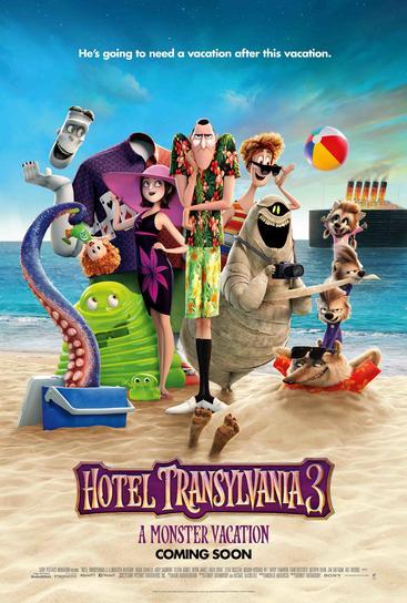 精灵旅社3:疯狂假期 Hotel Transylvania 3 Summer Vacation (2018)