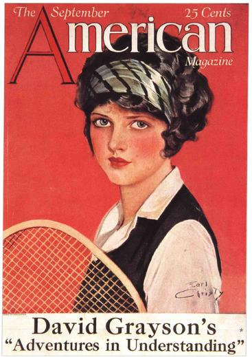 1920s USA Tennis Magazines