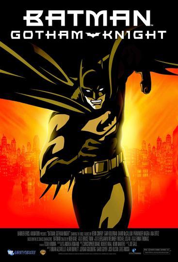 蝙蝠侠:哥谭骑士 Batman Gotham Knight (2008)