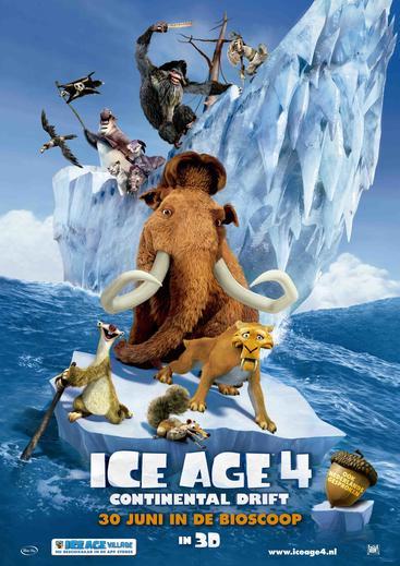 冰川时代4 Ice Age Continental Drift (2012)