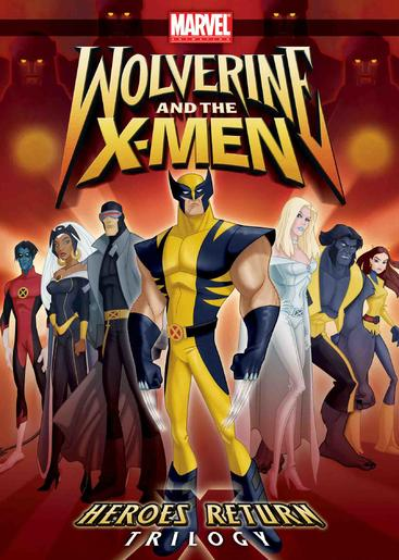 金刚狼与X战警 Wolverine and the X-Men (2008)