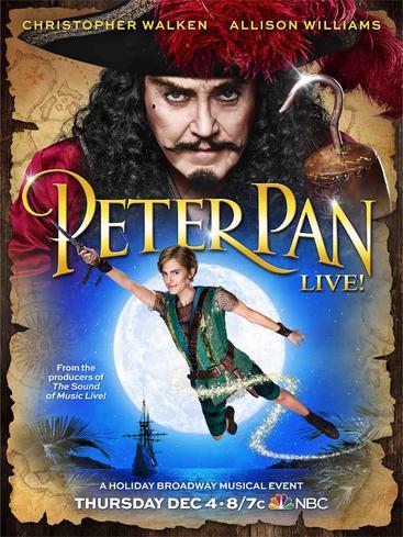 小飞侠彼得潘 Peter Pan Live (2014)