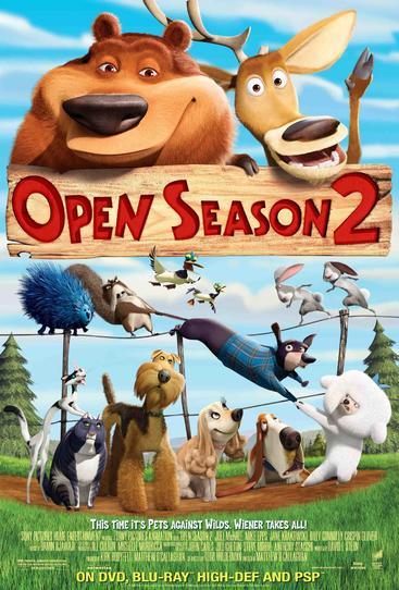 丛林大反攻2 Open Season 2 (2008)