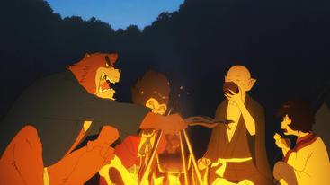男孩和野兽 The Boy And The Beast (2015)