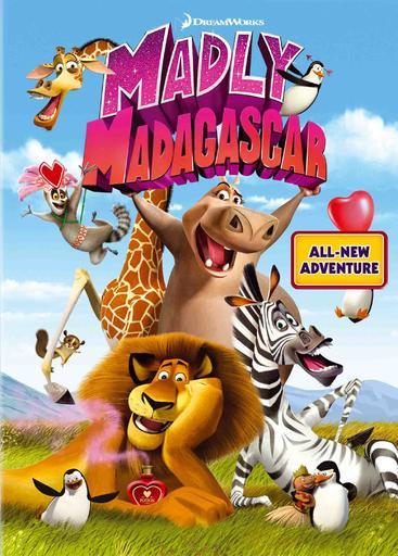 马达加斯加的疯狂情人节 Madly Madagascar (2013)