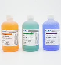 PH標準溶液,10.00;500ml;GeneTest;PH標液,PH校準溶液