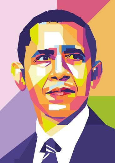 奥巴马 Obama