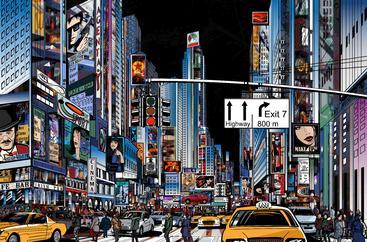 城市 City