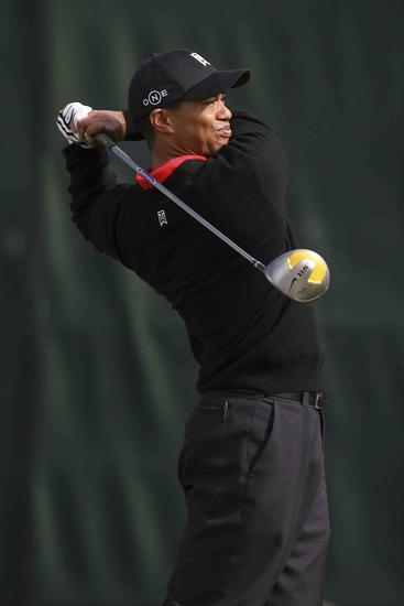 泰格·伍兹 Tiger Woods