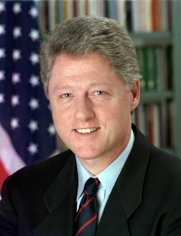 威廉·比尔·克林顿 William Bill Clinton
