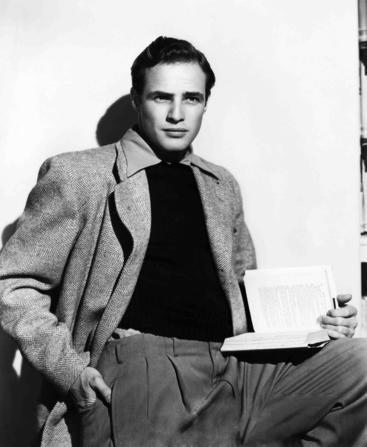 马龙·白兰度 Marlon Brando