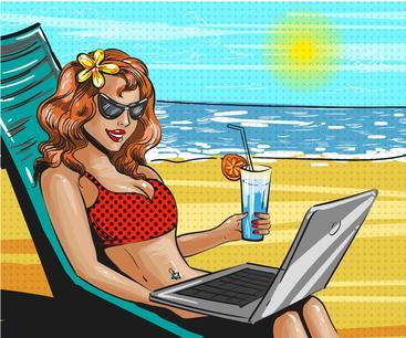 沙滩假日 Beach Holiday