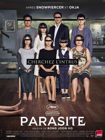 寄生虫 Parasite(2019)