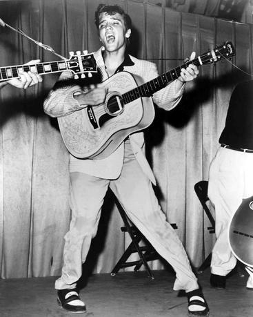 猫王埃尔维斯·普雷斯利 Elvis Presley