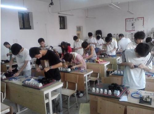 焊工培训学校