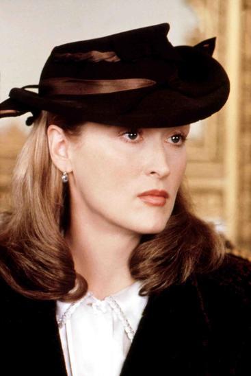 梅丽尔·斯特里普 Meryl Streep