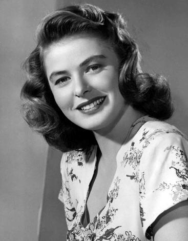 英格丽·褒曼 Ingrid Bergman