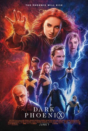 X战警:黑凤凰 Dark Phoenix (2019)