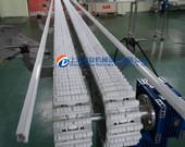 柔性滚珠链板输送线 柔性输送系统