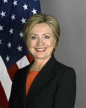 希拉里·黛安·罗德姆·克林顿 Hillary Diane Rodham Clinton