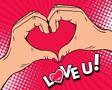 爱 Love