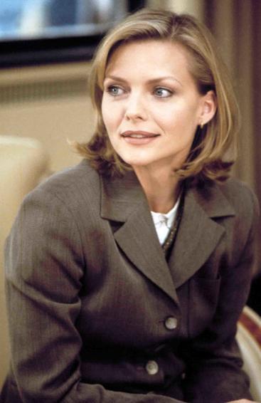米歇尔·法伊弗 Michelle Pfeiffer