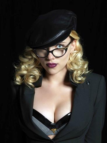 斯嘉丽·约翰逊 Scarlett Johansson