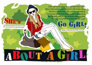 女孩 Girl