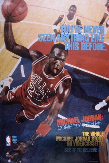 迈克尔·乔丹 Michael Jordan