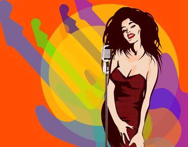 女歌手 Songbird