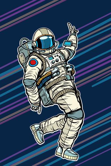 宇航员 Astronauts
