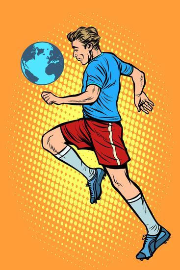 足球运动员 Football Player