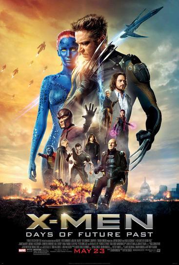 X战警:逆转未来 X-Men Days of Future Past (2014)