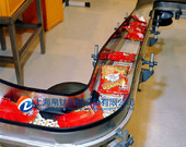 食品柔性输送机 齿形链输送系统