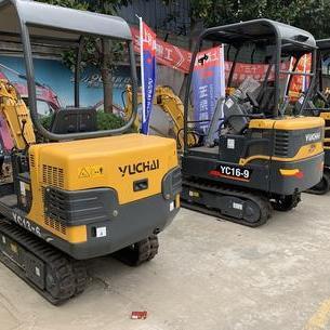 玉柴YC13挖掘机18-9挖掘机 玉柴YC22挖掘机 无尾18挖掘机 玉柴YC08-8挖掘机