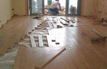 教你如何做好地板铺装?