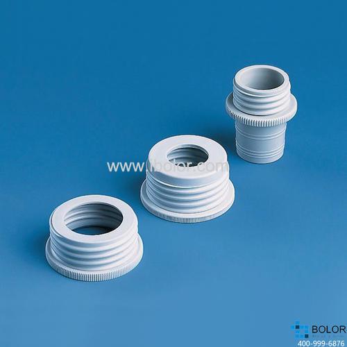 螺紋接頭,ETFE材質,外螺口規格GL 32,適配瓶口螺紋GL 45 704395