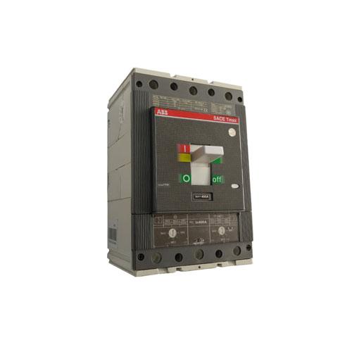 ABB塑壳断路器T5V-400TMA400-4000-FF3P-1150VA