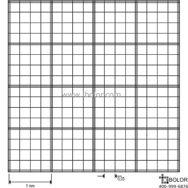 血細胞計數板,Fuchs-Rosen型,含彈簧夾 719820