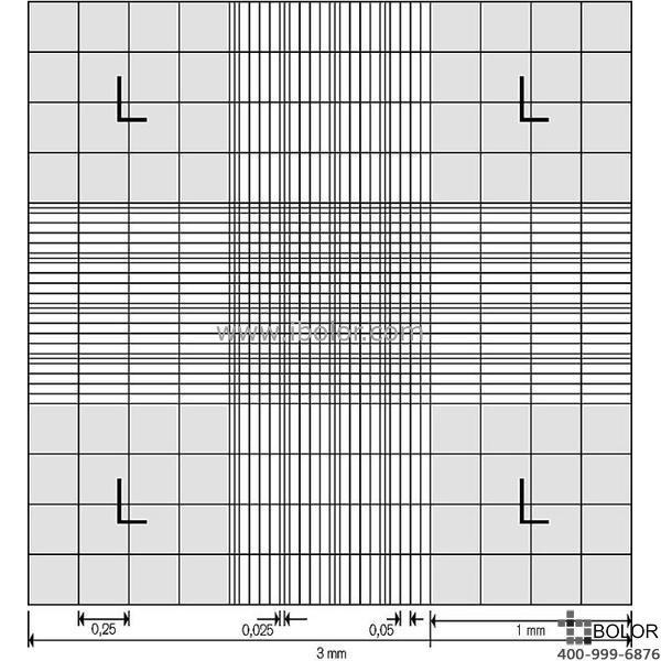 血细胞计数板,Neubauer型,含弹簧夹 718620