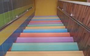 PVC地板的特点是什么